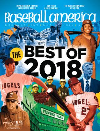 Baseball America Dec 21 2018