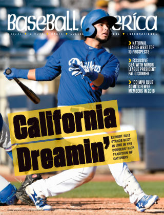 Baseball America Jan 11-Feb 5 2019