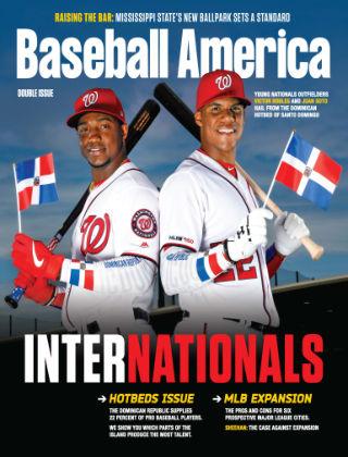 Baseball America May 2019