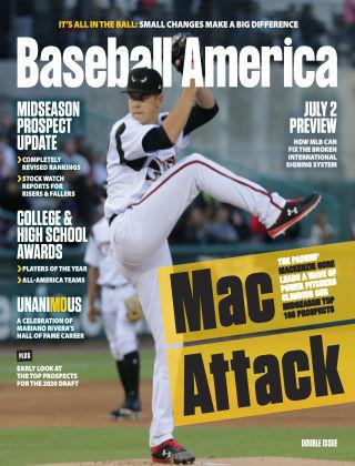 Baseball America Jul 2019