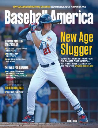 Baseball America Sep 2019