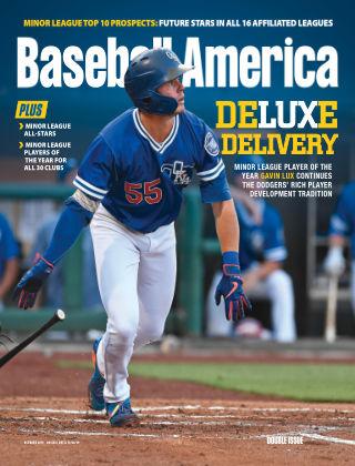 Baseball America Oct 2019