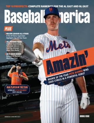 Baseball America Nov 2019