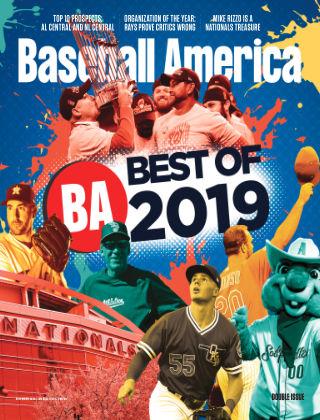 Baseball America Dec 2019