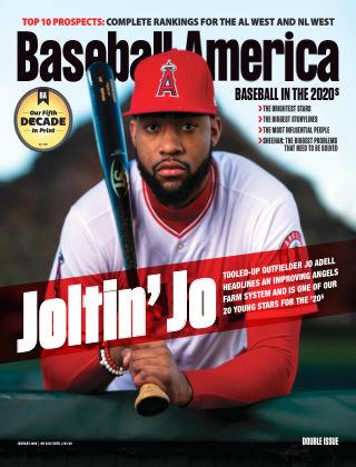 Baseball America Jan 2020