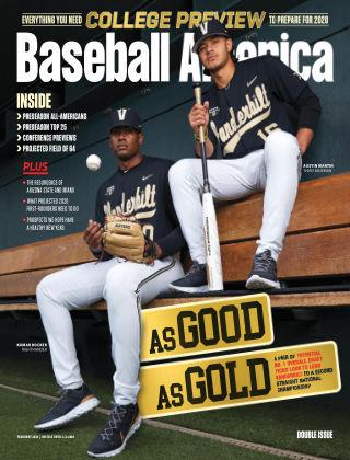 Baseball America Feb 2020