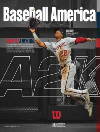 Baseball America Mar 2020