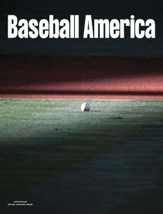 Baseball America Apr 2020