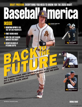 Baseball America May-Jun 2020