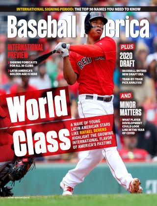 Baseball America July 2020