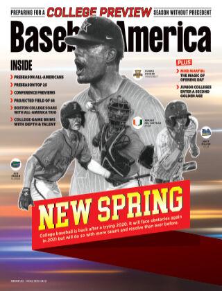 Baseball America February_2021
