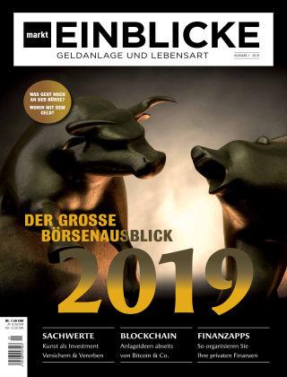 marktEINBLICKE 1-2019