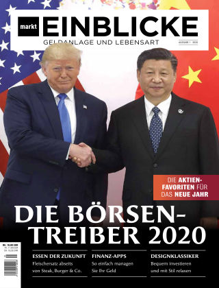 marktEINBLICKE 01-2020