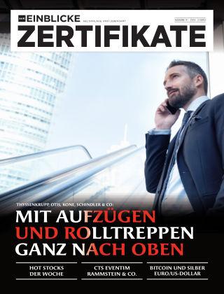 marktEINBLICKE Zertifikate 2019_01