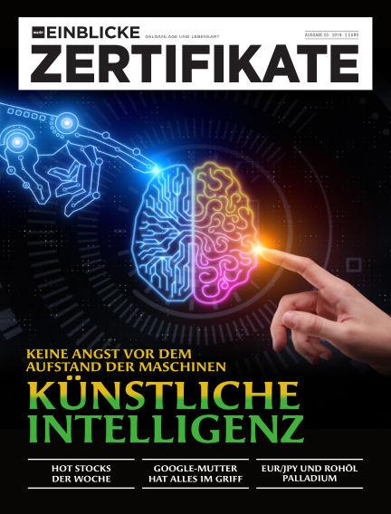 marktEINBLICKE Zertifikate February 06, 2019 00:00