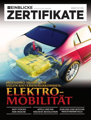 marktEINBLICKE Zertifikate 2019-04