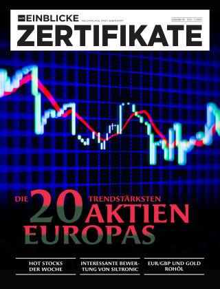 marktEINBLICKE Zertifikate 2019-05