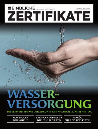 marktEINBLICKE Zertifikate 2019-16