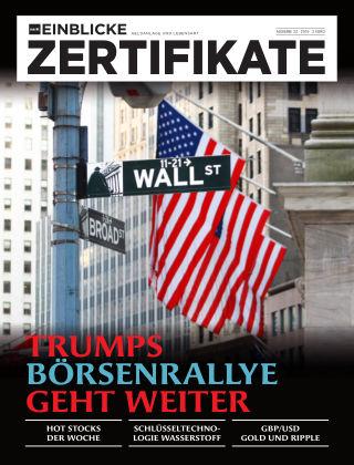 marktEINBLICKE Zertifikate 2019-23