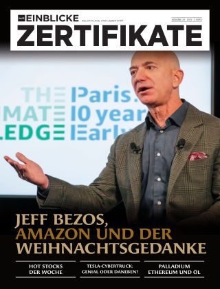marktEINBLICKE Zertifikate 2019-24