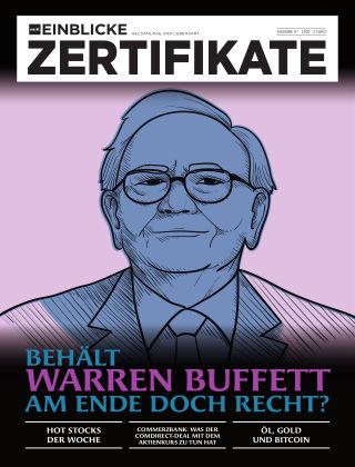 marktEINBLICKE Zertifikate 2020-01