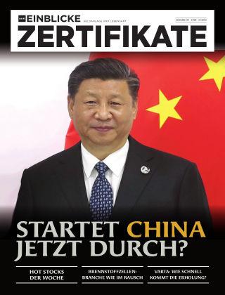marktEINBLICKE Zertifikate 2020-02