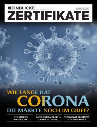 marktEINBLICKE Zertifikate 2020-05