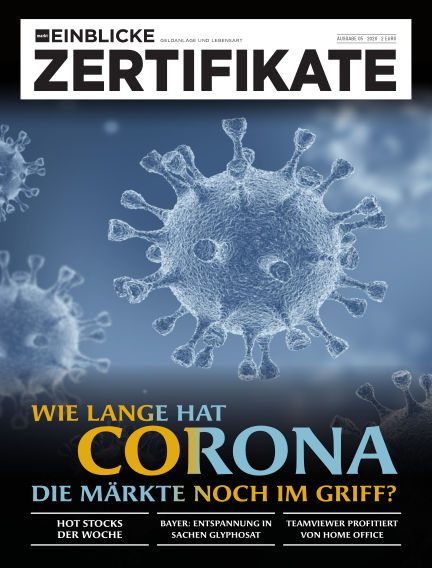 marktEINBLICKE Zertifikate March 04, 2020 00:00
