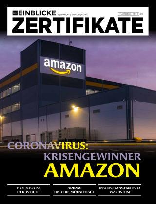 marktEINBLICKE Zertifikate 2020-07