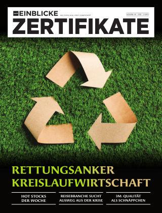marktEINBLICKE Zertifikate 2020-08