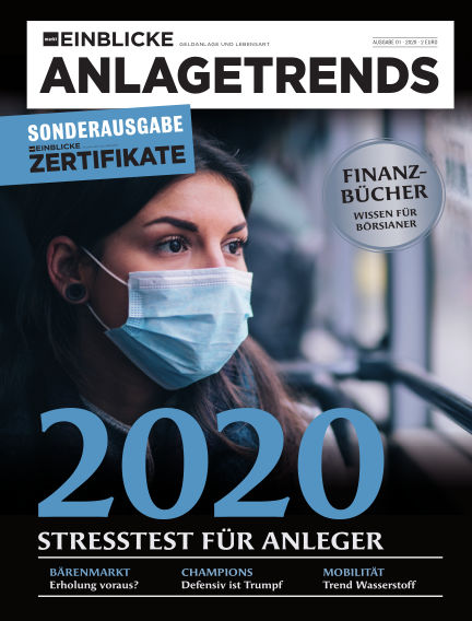 marktEINBLICKE Zertifikate April 22, 2020 00:00
