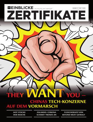 marktEINBLICKE Zertifikate 2020-10