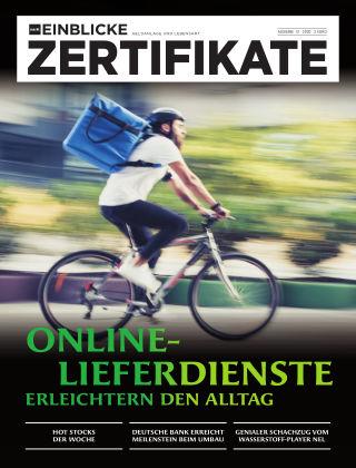 marktEINBLICKE Zertifikate 2020-13