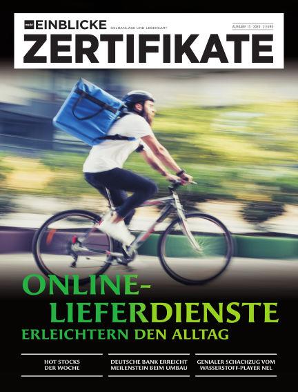 marktEINBLICKE Zertifikate June 24, 2020 00:00