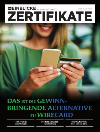 marktEINBLICKE Zertifikate 2020-15