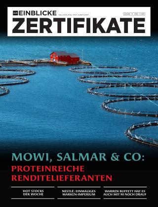 marktEINBLICKE Zertifikate 2020-18