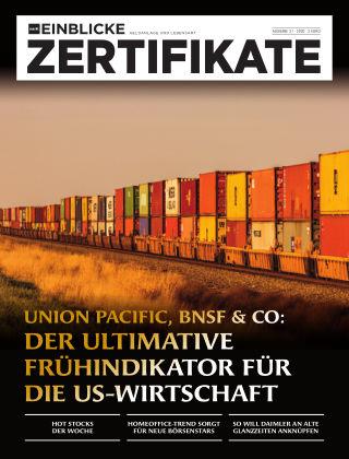 marktEINBLICKE Zertifikate 2020-21