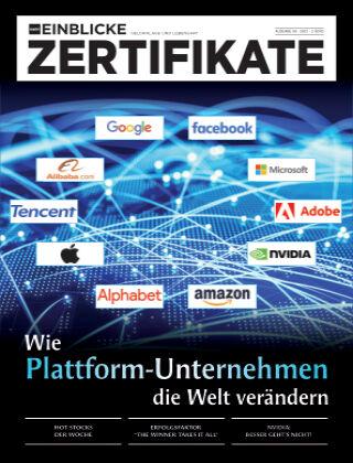 marktEINBLICKE Zertifikate 2021-08