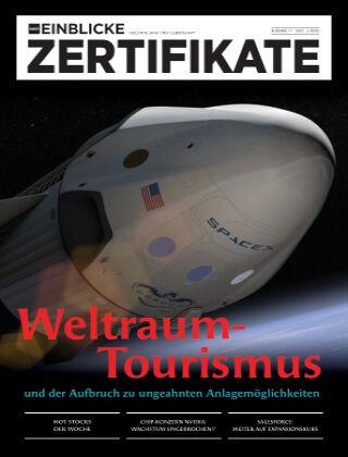 marktEINBLICKE Zertifikate 2021-11