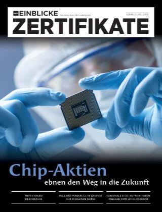 marktEINBLICKE Zertifikate 2021-12
