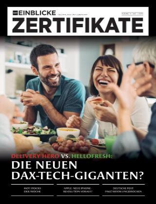 marktEINBLICKE Zertifikate 2021-18