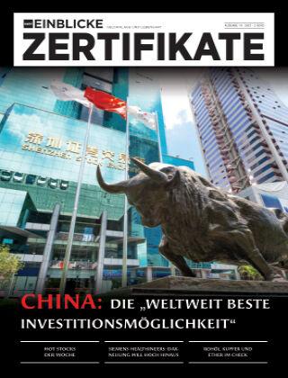 marktEINBLICKE Zertifikate 2021-19