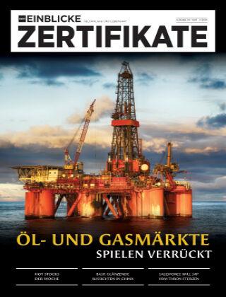 marktEINBLICKE Zertifikate 2021-20