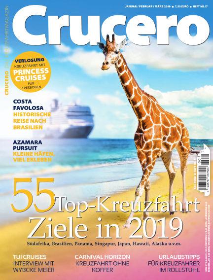 Crucero January 09, 2019 00:00
