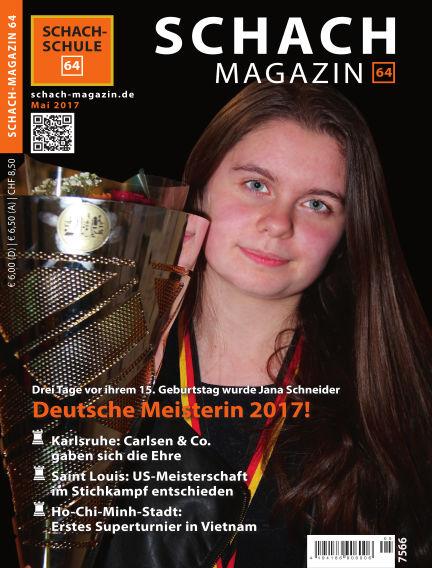 Schach-Magazin 64 May 03, 2017 00:00