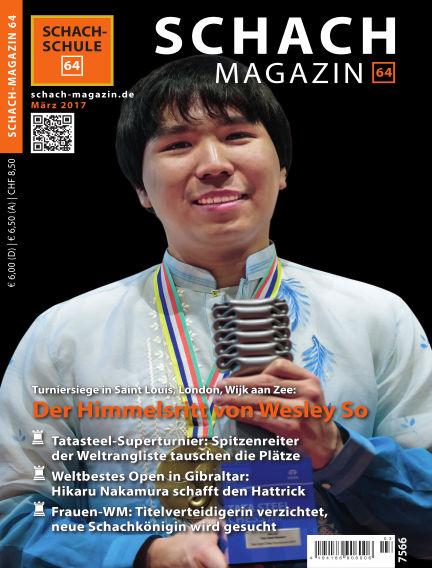 Schach-Magazin 64 March 01, 2017 00:00