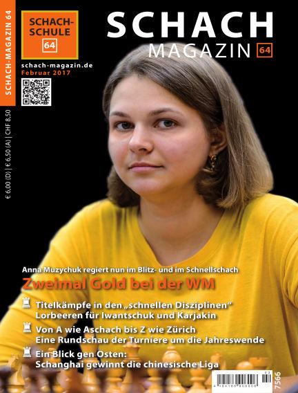 Schach-Magazin 64 February 01, 2017 00:00