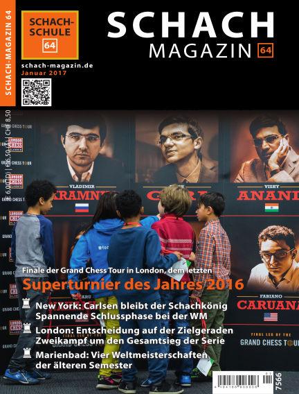 Schach-Magazin 64 January 01, 2017 00:00
