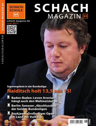 Schach-Magazin 64 6/2017