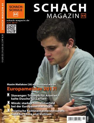 Schach-Magazin 64 07/2017